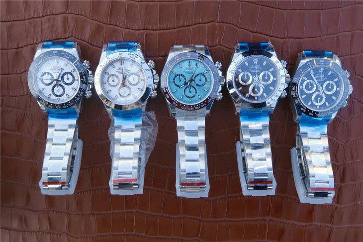 Replica Rolex Daytona Collection